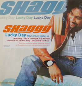 Used Vinyl Shaggy- Lucky Day
