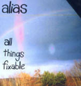 Used CD Alias- All Things Fixable