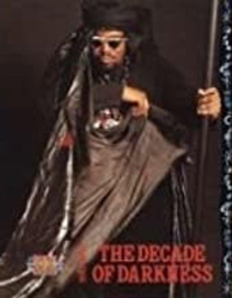 Used CD Afrika Bambaataa And Family- The Decade Of Darkness