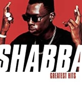 Used CD Shabba Ranks- Greatest Hits