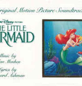 Used Cassette Little Mermaid Soundtrack