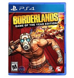 PS4 Borderlands [Game of the Year]
