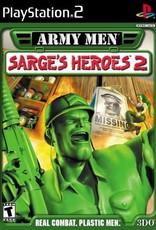PS2 Army Men Sarge's Heroes 2