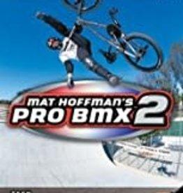 PS2 Mat Hoffman's Pro BMX 2