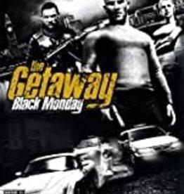 PS2 Getaway Black Monday