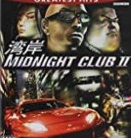 PS2 Midnight Club II