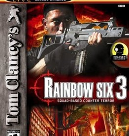Xbox Rainbow Six 3