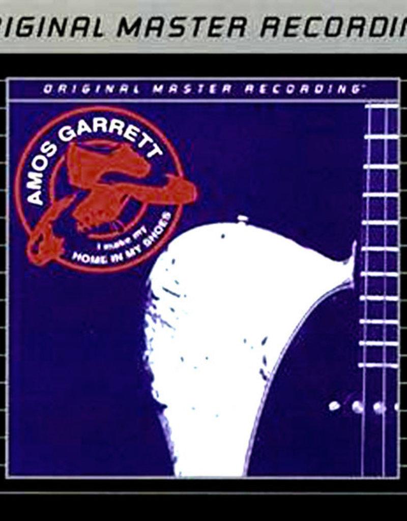 Used CD Amos Garrett- I Make My Home In My Shoes (MoFi)