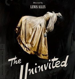 Used BluRay The Uninvited (Criterion)