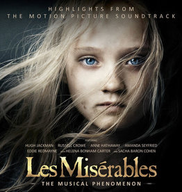 Used CD Les Miserables Soundtrack