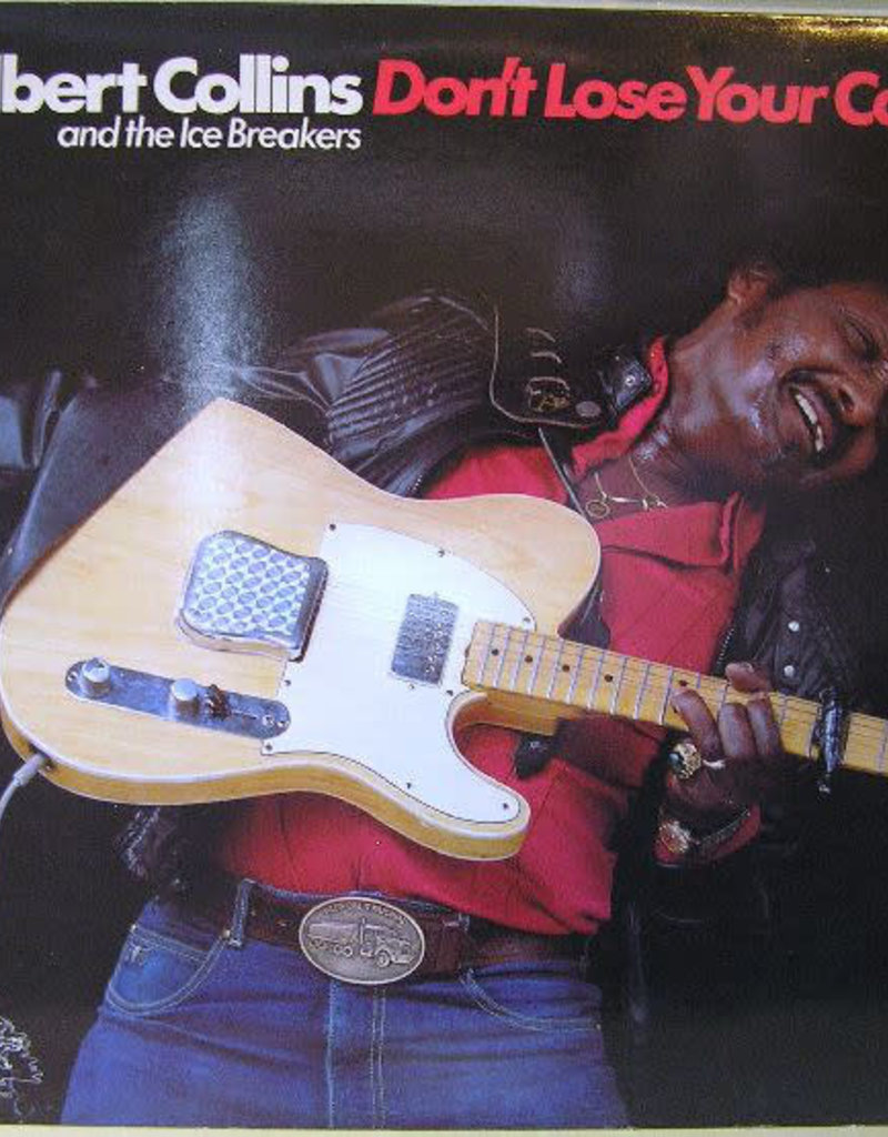 Used Vinyl Albert Collins- Don't Lose Your Cool