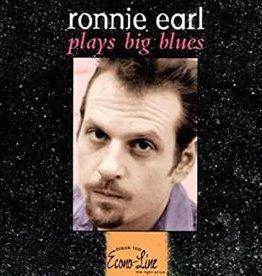 Used CD Ronnie Earl- Plays Big Blues