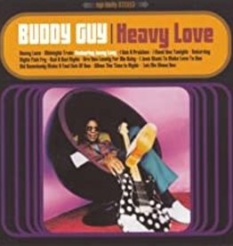 Used CD Buddy Guy- Heavenly Love