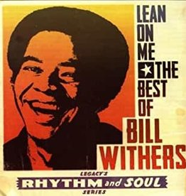 Used CD Bill Withers- Lean On Me: The Best Of Bill Withers (1994 Tracklist)