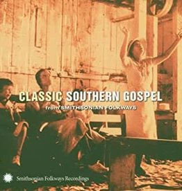 Used CD Various- Classic Souther Gospel