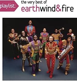 Used CD Earth Wind & Fire- The Very Best Of Earth Wind & Fire