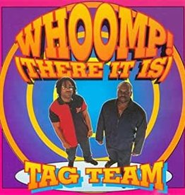 Used CD Tag Team- Whoop (There It Is)