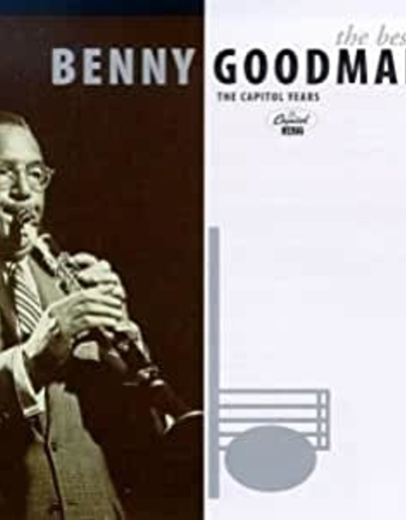 Used CD Benny Goodman- The Best Of The Capital Years