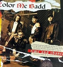 Used CD Color Me Badd- Time And Chance