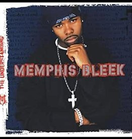Used CD Memphis Bleek- The Understanding