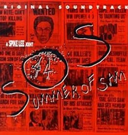 Used CD SOS Soundtrack