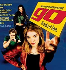 Used CD Go Soundtrack