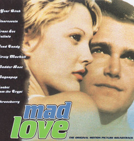 Used CD Mad Love Soundtrack