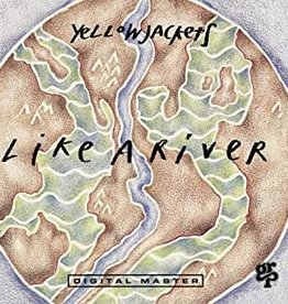 Used CD Yellow Jackets- Like A River