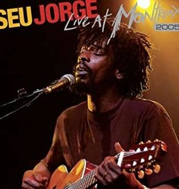 Used CD Seu Jorge- Live At Montreux