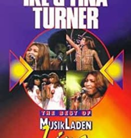 Used DVD Ike & Tina Turner- The Best Of Music Laden Live