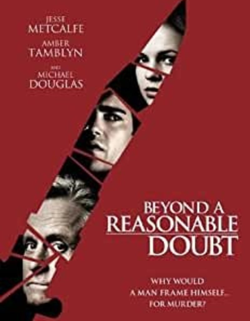 Used DVD Beyond A Reasonable Doubt