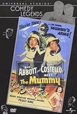 Used DVD Abbot And Costello Meet The Mummy