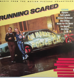 Used Vinyl Running Scared Soundtrack