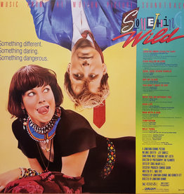 Used Vinyl Something Wild Soundtrack