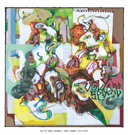 Used Vinyl AJJ- AJJ's Ugly Spiral: Lost Works 2012-2016 (Clear)