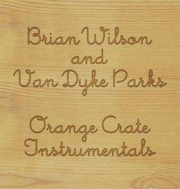 New Vinyl Brian Wilson & Van Dyke Parks- Orange Crate Instrumentals -BF20