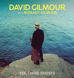 New 7 David Gilmour- Yes I Have Ghosts -BF20