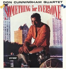 New Vinyl Don Cunningham- Something For Everyone -BF20