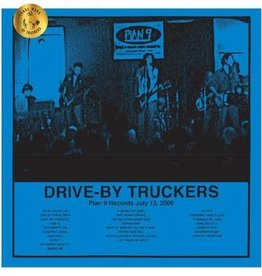 New Vinyl Drive-By Truckers- Plan 9 Records July 13, 2006 (3LP) -BF20