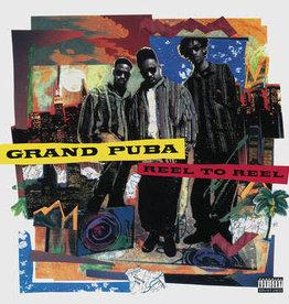 New Vinyl Grand Puba- Reel to Reel -BF20