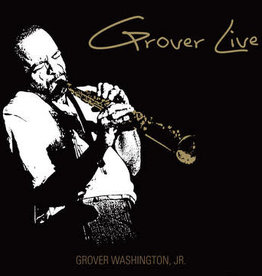 New Vinyl Grover Washington, Jr. - Grover Live -BF20