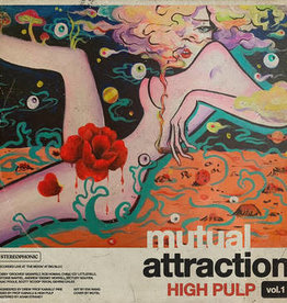 New Vinyl High Pulp- Mutual Attraction Vol 1 -BF20