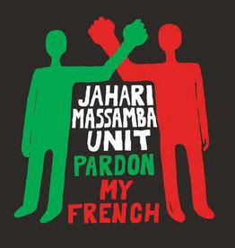 New Vinyl Jahari Massamba Unit (Madlib)- Pardon My French -BF20