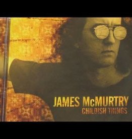 New Vinyl James McMurtry- Childish Things -BF20
