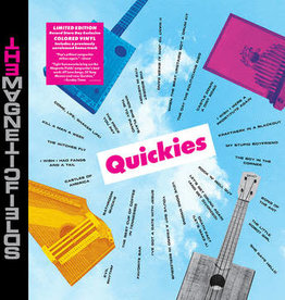 New Vinyl Magnetic Fields- Quickies -BF20