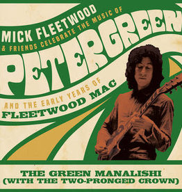 New Vinyl Mick Fleetwood  & Friends/Fleetwood Mac- Green Manalishi (w/ the Two Pronged Crown) -BF20