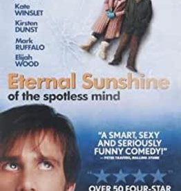Used DVD Eternal Sunshine of the Spotless Mind