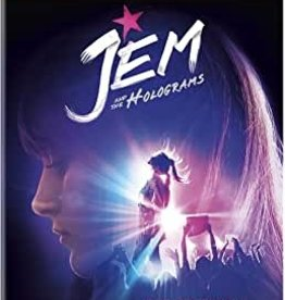 Used BluRay Jem And The Holograms