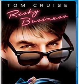 Used BluRay Risky Business