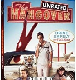 Used BluRay The Hangover